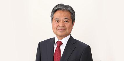 代表取締役社長 増田 慶作 写真